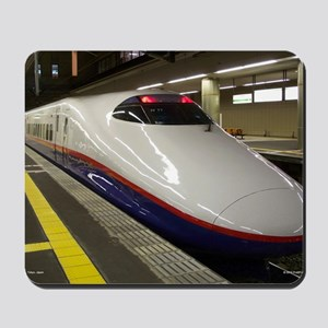 The Bullet Train Mousepad