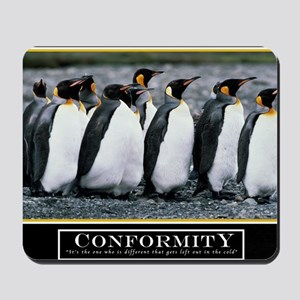 Large Conformity Poster HIMYM Mousepad