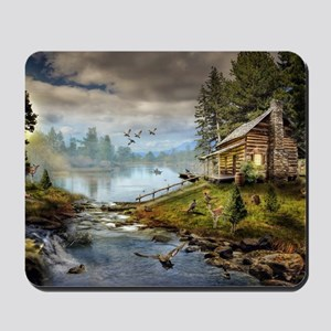Wildlife Landscape Mousepad
