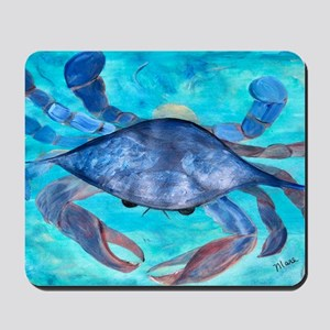 Blue Crab Mousepad
