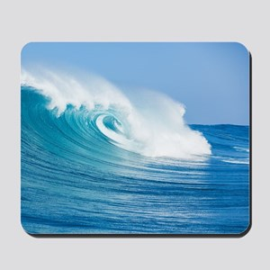 Blue Wave Mousepad
