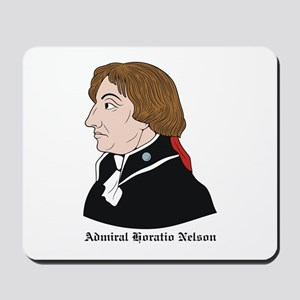 Admiral Horatio Nelson Mousepad