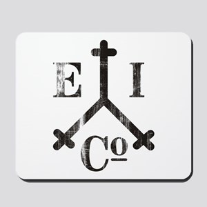 East India Trading Company Logo Mousepad