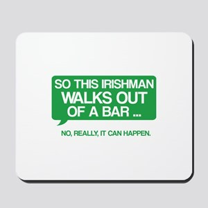 Irishman Mousepad