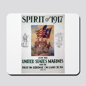 Spirit of 1917 Mousepad