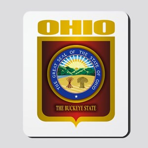 Ohio State Seal (B) Mousepad