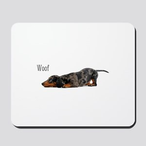 Dog Breeds Mousepad