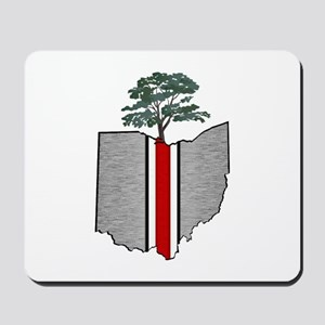 OHIO GROWN Mousepad