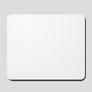 Bowling Alley Quote Mousepad