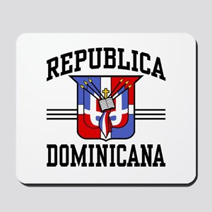 Republica Dominicana Mousepad