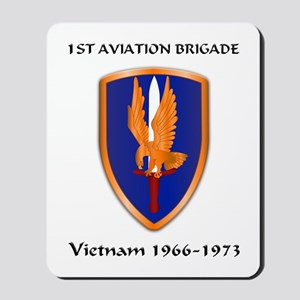 1st Aviation Brigade Mousepad