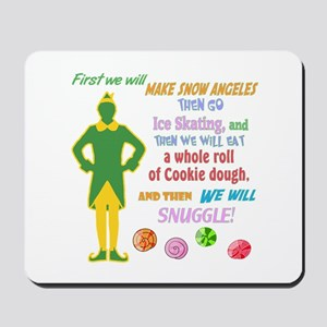 Elf the Movie Mousepad