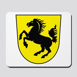 Stuttgart Coat of Arms Mousepad