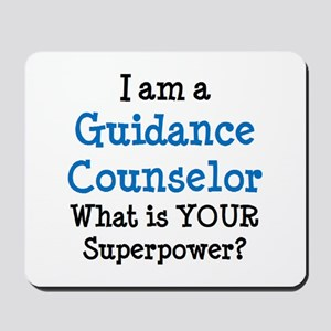 guidance counselor Mousepad