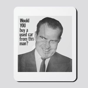 Nixon Used Car Mousepad