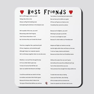 BestFriends-TX Mousepad