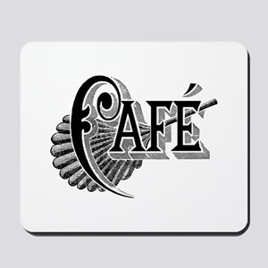 Cafe Mousepad