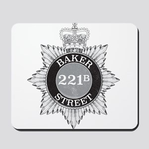 Baker Street Regulars Mousepad