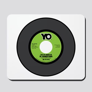 YO-Groove On 45RPM Mousepad