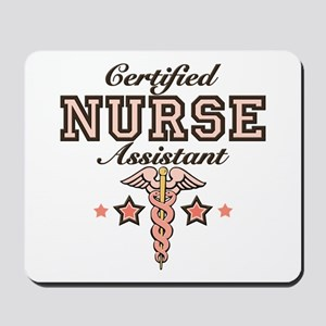 Certified Nurse Assistant Mousepad