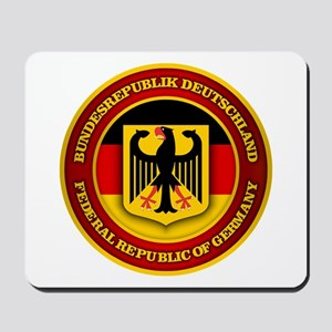German Emblem Mousepad