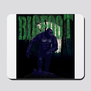 BIGFOOT- out of the darkness Mousepad