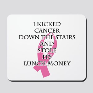 Breast Cancer Bully Mousepad