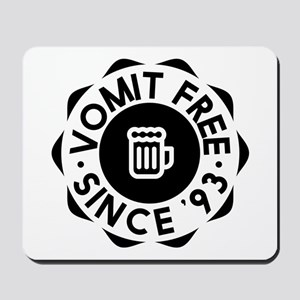 Vomit Free HIMYM Mousepad