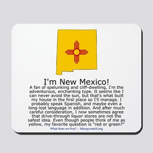 New Mexico Mousepad