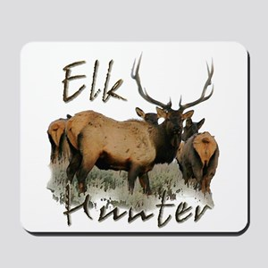 Elk Hunter Mousepad