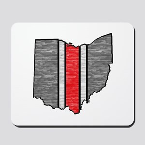 FOR OHIO Mousepad