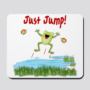Just Jump Mousepad