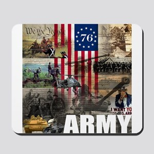 ARMY 1776 Mousepad
