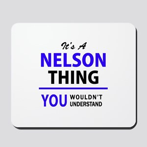 It's NELSON thing, you wouldn't understa Mousepad