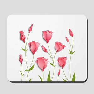 Pretty Flowers Mousepad