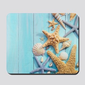 Seashells Mousepad