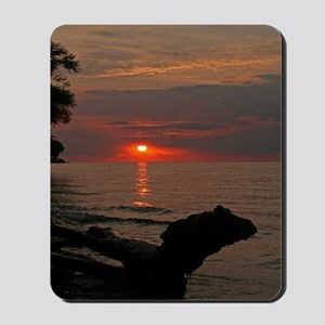 Lake Ontario Sunset Mousepad