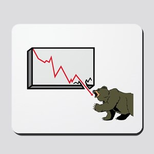 Bear Market Mousepad