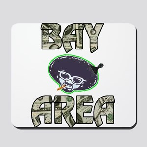 BAY AREA BIZZNESS Mousepad