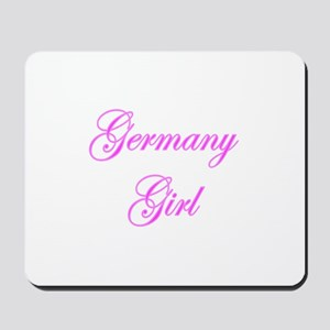Germany Girl Mousepad