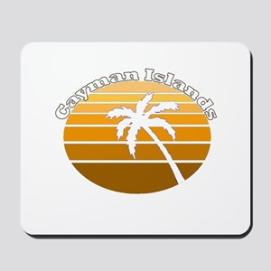 Cayman Islands Mousepad