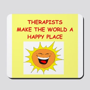 Therapists Mousepad