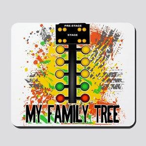 My Family Tree Mousepad