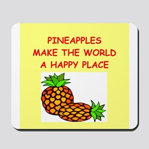 pineapples Mousepad