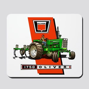 Oliver 1750 Tractor Mousepad