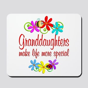 Special Granddaughter Mousepad