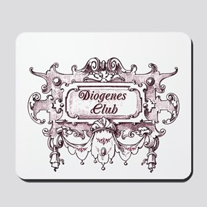 Diogenes Club Mousepad