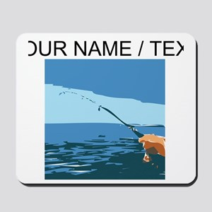 Custom Fishing Mousepad