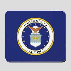 U.S. Air Force Emblem Mousepad