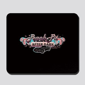 90210 Peach Pit After Dark Mousepad
